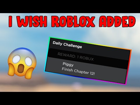Selling Robux 61k Features I Wish Roblox Added Youtube