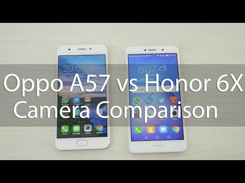 Oppo A57 vs Honor 6X Camera Review & Comparison