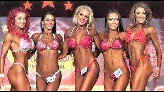 Bikini Tall - Comparisons - WFF World Championship 2016