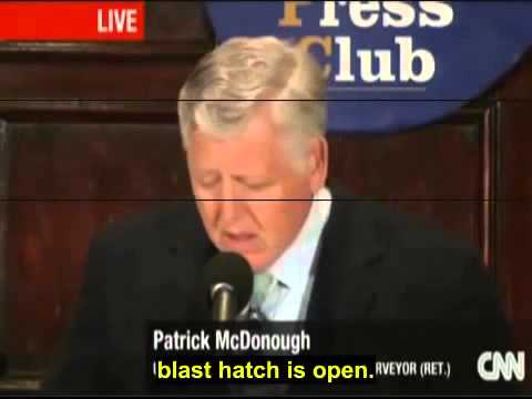 UFOs Disabling Our Nuclear Weapons Conference   Robert Hastings   27th September 2010