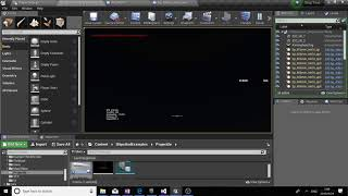 Projectile Movement Actor Component - Mariagegironde