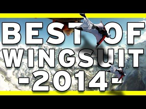Best of Wingsuit: proximity flying 2014