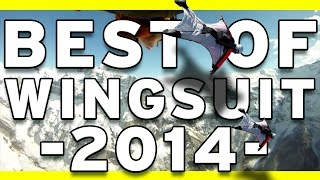Best of Wingsuit: proximity flying 2014