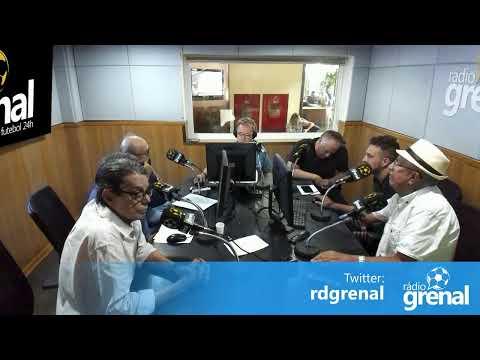 Haroldo de Souza e Kenny Braga trocam farpas ao vivo na Rádio Grenal; veja