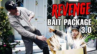 Porch Pirate Vs. Glitter Bomb Trap 2.0 MARK ROBER Parody!