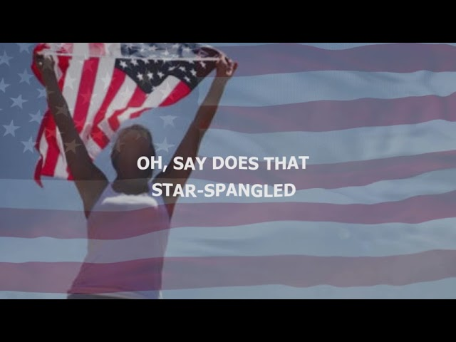 Star Spangled Banner By Wura Grant