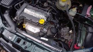 Opel Corsa B Троит двигатель, одна из возможных причин, устранение