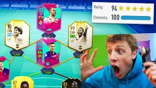 Download W2S FUT BIRTHDAY 194 RATED DRAFT CHALLENGE - FIFA 19 Mp3 and Videos