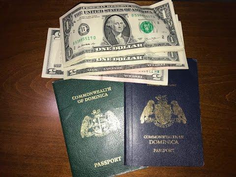 CARIBBEAN PASSPORTS SALE, Citizenship by Investment Program