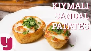 Kıymalı Sandal Patates Tarifi (Yelkenler Fora!)   Yemek.com