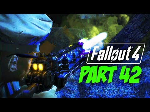 SPOOKY GHOSTS! - Fallout 4 Survival Mode | Part 42