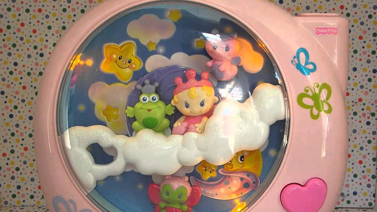 fisher price perfectly pink dreamland soother