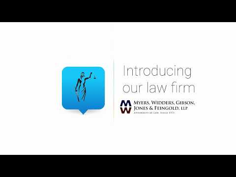 Introducing Myers Widders Law Firm Ventura