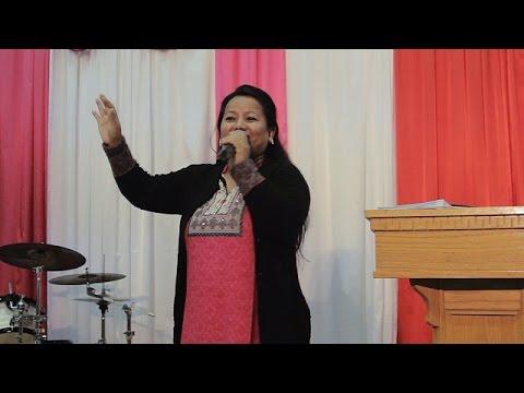 Sister Jeena Thapa : Thankfulness || Nepali Christian Sermon