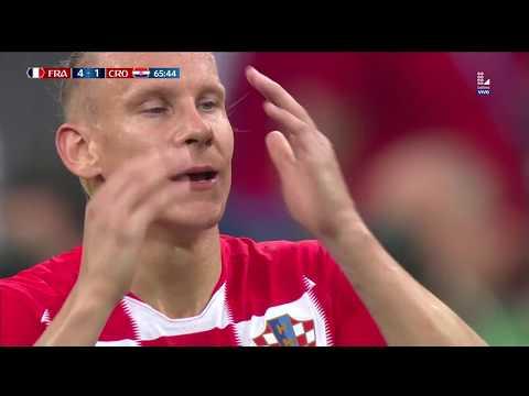 ¡CUARTO GOL! | Francia vs Croacia