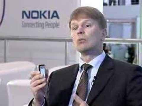 GPS Tools Put Nokia's 6110 Navigator on the Map at 3GSM
