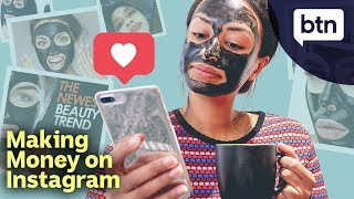 Making Money on Instagram Advertising Cigarettes - Behind the News
