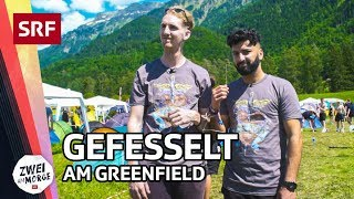 Download Gefesselt am Greenfield Festival | Zwei am Morge Mp3 and Videos