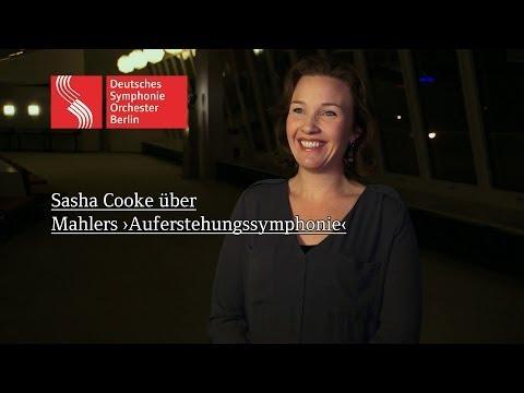 Sasha Cooke über Mahlers ›Auferstehungssymphonie‹ #DSOconcerts