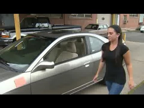 Woman who bought stolen car gets it back