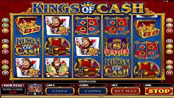 Kings Of Cash ™ free slot machine game preview by Slotozilla.com