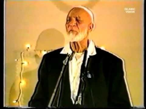Muhammad (PBUH) The Greatest - Lecture in New York - Sheikh Ahmed Deedat