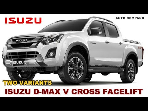 price revealed 2018 isuzu d max v cross to launch next. Black Bedroom Furniture Sets. Home Design Ideas