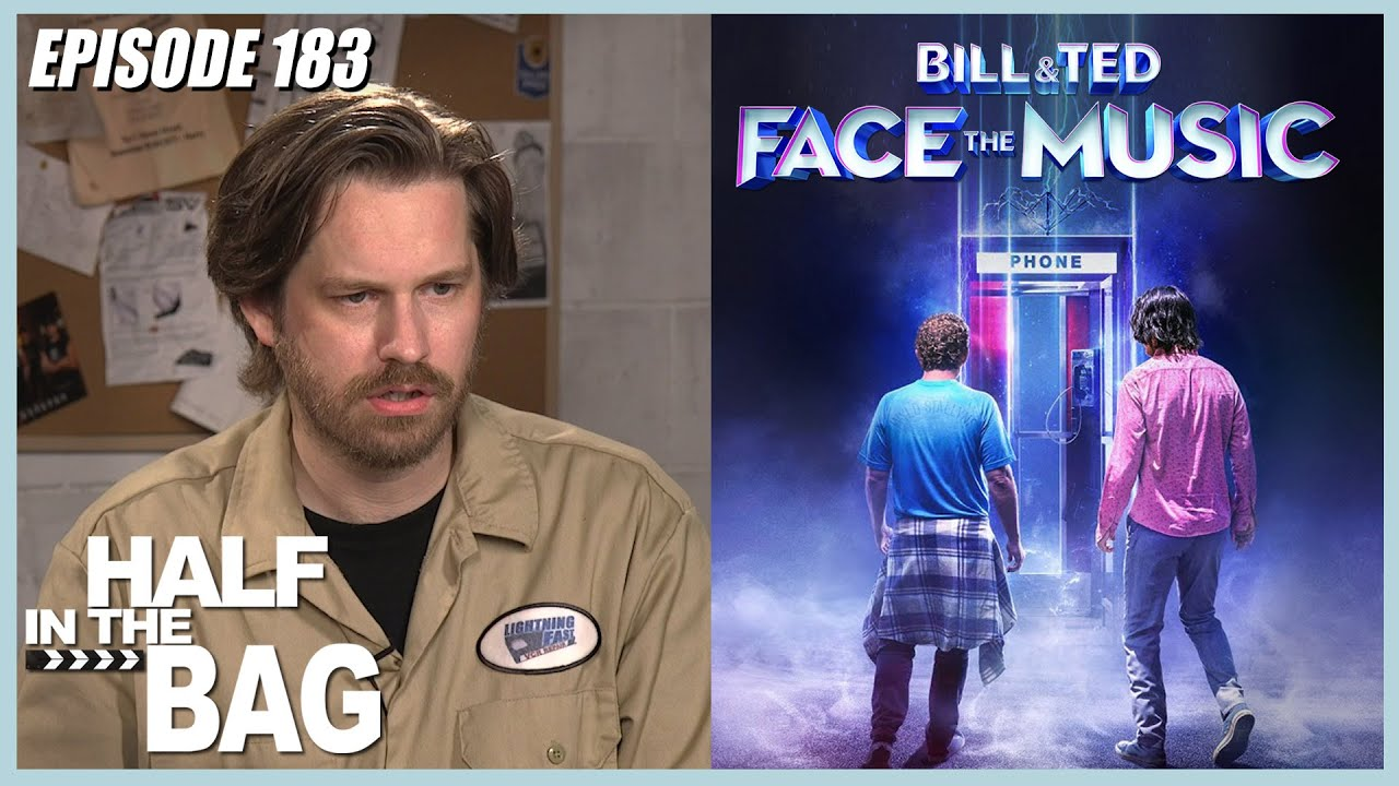 Download Half in the Bag: Bill and Ted Face the Music