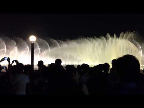 Hangzhou water ballet