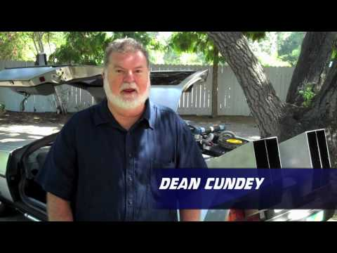 DEAN CUNDEY for We're Going Back - 25th Anniversar...