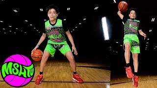 Jaythan Bosch DROPS DIMES & GETS to the RIM at 2016 MSHTV Camp