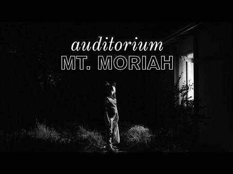 """Auditorium - """"Mt. Moriah"""""""
