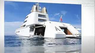 Melnichenko's Superyacht