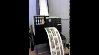 XL4000 Booth ID Signs Print System