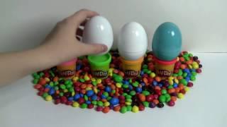Video Surprise eggs Chupa chups! Киндер сюрприз download MP3, 3GP, MP4, WEBM, AVI, FLV Maret 2018