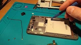 Ремонт Meizu Mx4. Не работает динамик громкой связи.