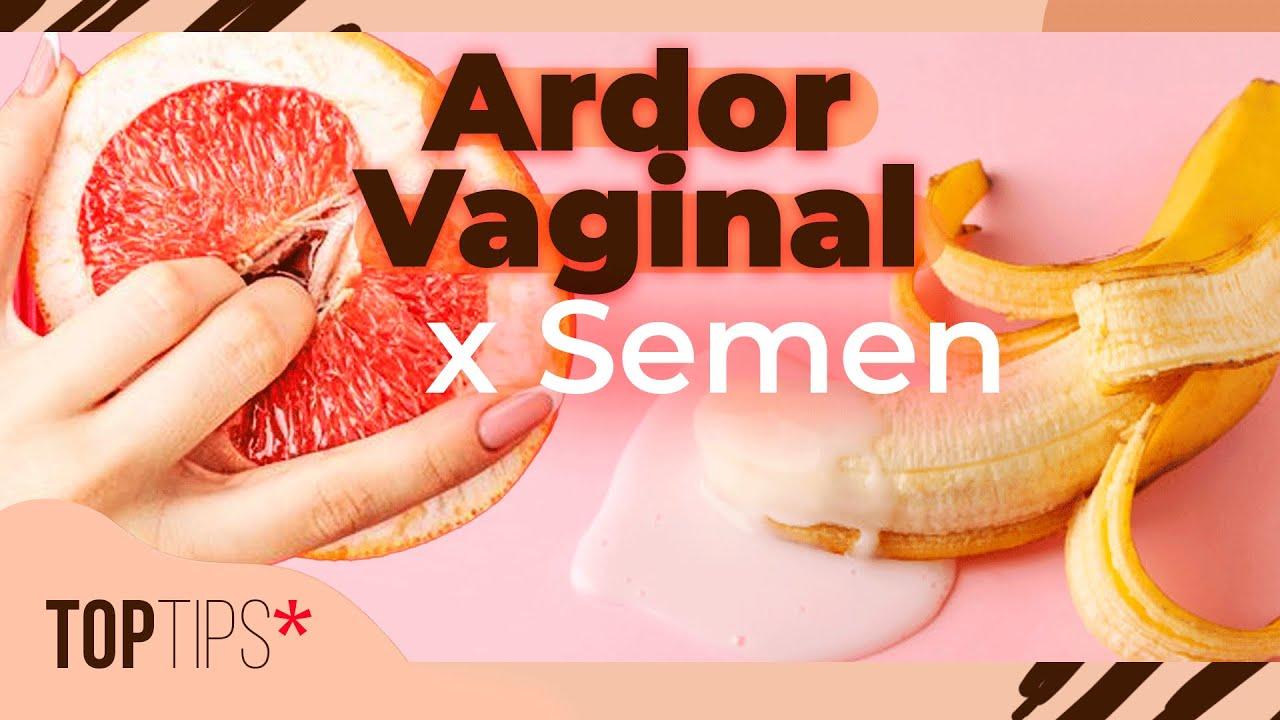 Ardor vaginal - Sntomas - CCM
