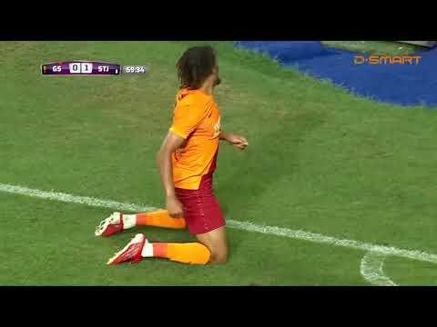 Sacha Boey Gol - Galatasaray - St. Johnstone