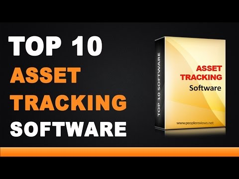 Best Asset Tracking Software - Top 10 List
