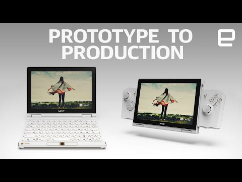 Prototype to production: How weird concepts make it to market at CES 2021