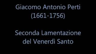 Sergio Foresti - 1996 - Perti - Seconda Lamentazione del Venerdì Santo