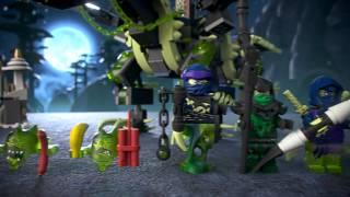 vuclip Attack of the Morro Dragon - Lego Ninjago - 70736