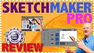 Sketch Maker Pro Review With Massive Affiliate Bonuses