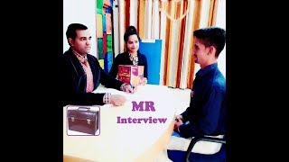 Medical Representative Interview - MR JOB INTERVIEW - mr interview question for fresher