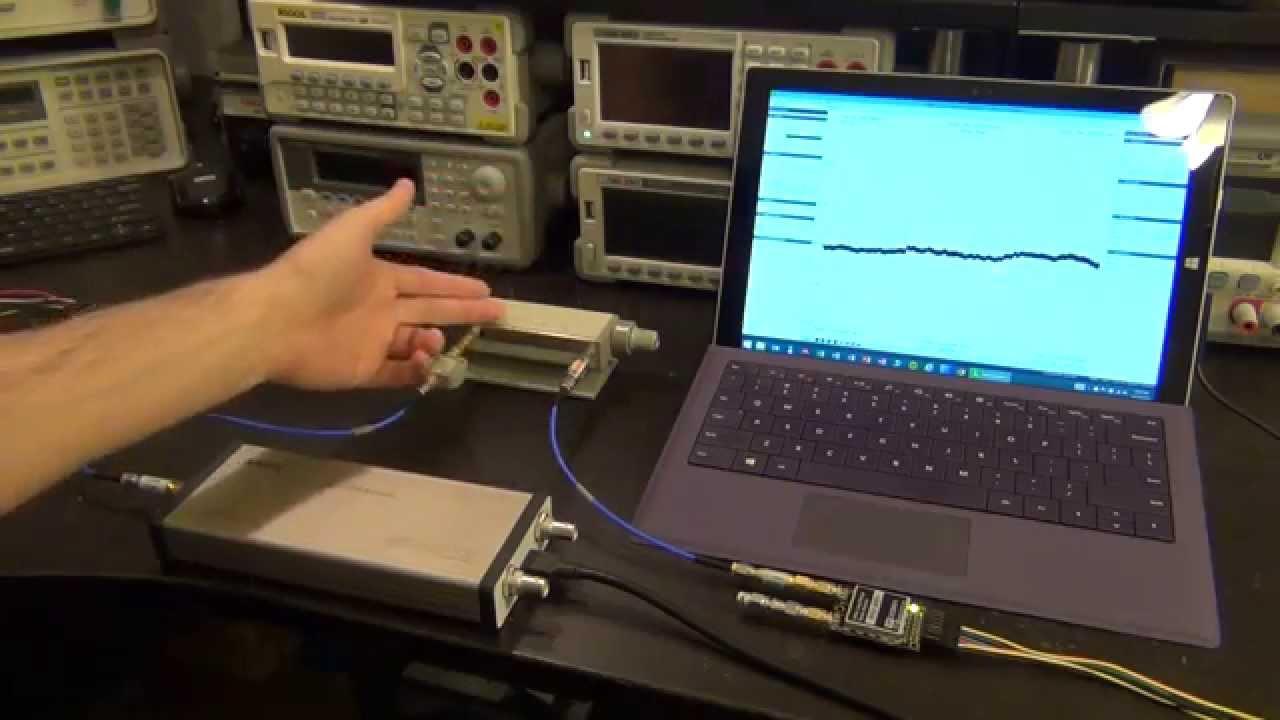 BB60C — 6 GHz Real-time Spectrum Analyzer