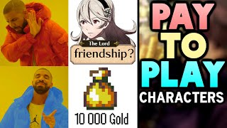 The Most EXPENSIVE Characters in Fire Emblem That Gold Can Buy