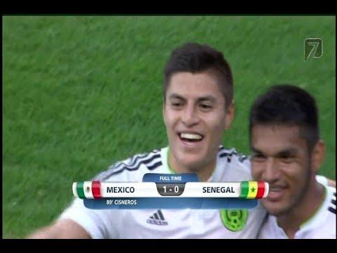 MEXICO VS SENEGAL 1 - 0 MUNDIAL FIFA SUB - 20 REP KOREA 2017