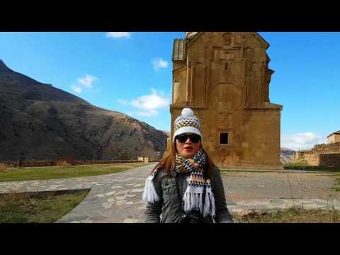 Winter in Armenia- TeamPrekot