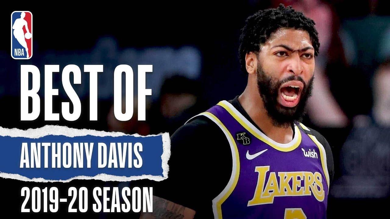Best Of Anthony Davis | 2019-20 NBA Season
