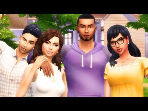THE FAMILY SQUAD // The Sims 4: Cats And Dogs ~ 14